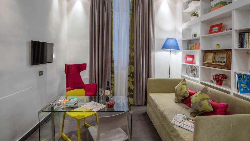 Navona-Colors-Boutique-Hotel-Roma-Appartamento-Soggiorno-3