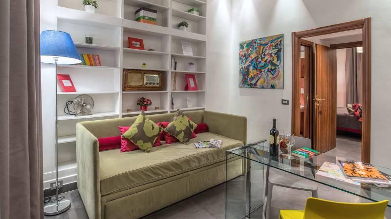 Navona-Colors-Boutique-Hotel-Roma-Appartamento-Soggiorno-5